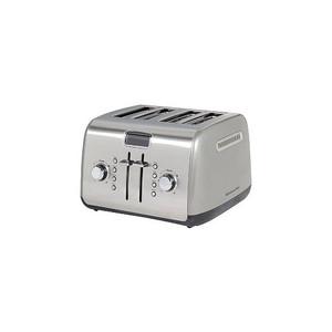 KitchenAid 4-Slice Toaster, Countour Silver
