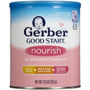 Gerber Good Start Nourish22 Powder Canister - 12.6oz