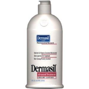 Dermasil Advanced Treatment Creamy Lotion