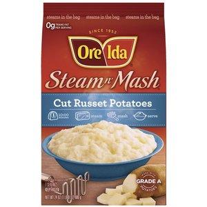 Ore-Ida Steam n' Mash Potatoes