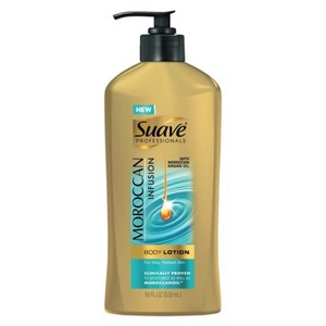 Suave Moroccan Infusion Body Lotion