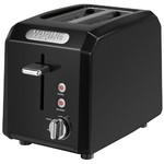 Waring CTT200BK Professional Cool Touch 2-Slice Toaster, Black