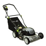 Earthwise 50020 20-Inch 12 amp Electric 3-in-1 Lawn Mower with Grass Bag (Discontinued by Manufacturer)