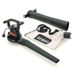 Toro Rake & Vac 10.5 Amp 2-Speed Electric Blower/Vacuum 51574 (Discontinued by Manufacturer)