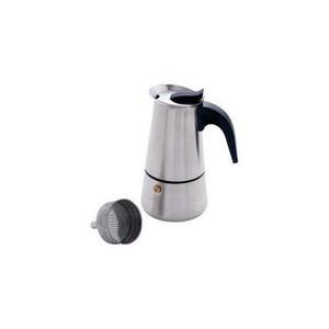 Chefs Secret? 4-Cup Heavy-Gauge Stainless Steel Espresso Maker