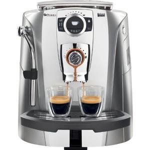 Philips Saeco RI9822/47 Talea Giro Plus Automatic Espresso Machine, Silver and Titanium