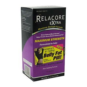 Carter Reed Relacore Extra Dietary Supplement
