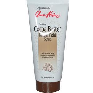 Queen Helene Soothing Cocoa Butter Natural Facial Scrub