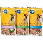 Pedigree Little Champions Dog Food Pouches