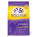 Wellness Chicken Super5Mix Formula Dry Dog Food