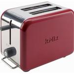 DeLonghi Kmix 2-Slice Toaster, Red