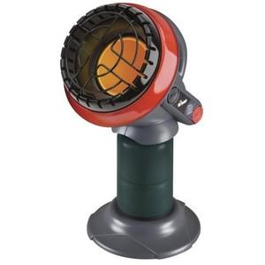 Little Buddy Infra-Red Heater Indoor Safe 3800 Btu 100 Sq. Ft.