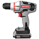 Craftsman Bolt-On™ 20V Max Lithium Ion Drill/Drive