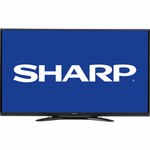 "Sharp 70"" AQUOS 1080p LED Smart HDTV - LC70EQ10U"