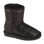 Bearpaw Girl's Cheri Black/Glitter Mid-Calf Fashion Boot