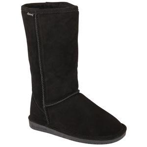 Bearpaw Women's Tall Fashion Boot Emma - Black