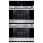 "Kenmore Elite 30"" Electric Double Wall Oven w/ Dual Fan Convection - Stainless Steel"
