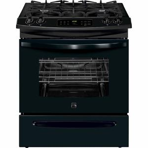 Kenmore 4.5 cu. ft. Slide-In Gas Range - Black