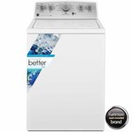 Kenmore 4.3 cu. ft. Top Load Washer w/ Exclusive Triple® Action Impeller - White
