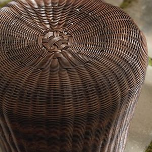 Ty Pennington Style Wicker Stool