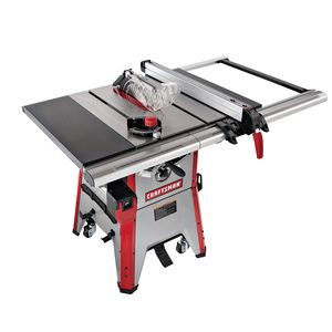 Craftsman 10 in. Contractor Saw (Sears#21833)