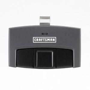 Craftsman Garage Door Opener 3-Function Visor Remote Control