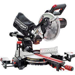 "Craftsman 10"" Single Bevel Sliding Compound Miter Saw (21237)"