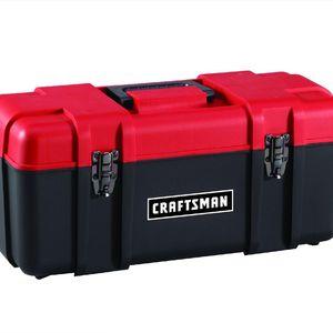 Craftsman 20-inch Hand Tool Box