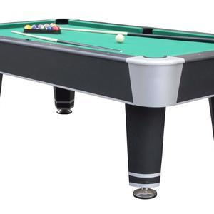 MD Sports Belden 7.5 ft. Billiard Table with Bonus Table Tennis Table