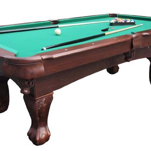 MD Sports Springdale 7.5 ft. Billiard Table with Bonus Cue Rack