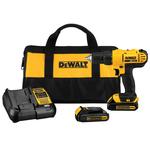 DeWalt 20 V Max Li-ion Compact Drill/Driver Kit