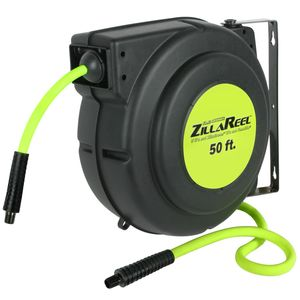 Legacy ZillaReel® Hose Reel with 3/8 in. x 50ft. Flexzilla® Air Hose
