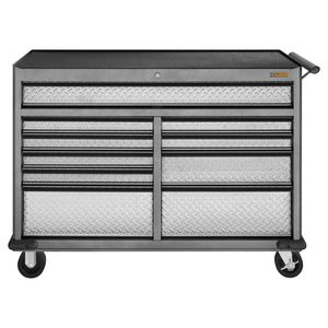 """Gladiator 52"""" 10-Drawer Roll-Away Tool Chest"""
