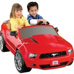 Power Wheels Ford Mustang Red