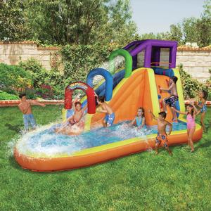 Banzai Speed Slide Water Park - 633768