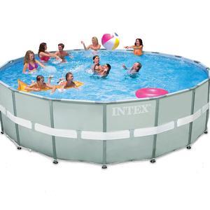 Intex 18-Foot Ultra-Frame Pool Package