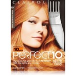 Clairol Perfect 10 By Nice 'N Easy Hair Color 8gn Medium Golden Neutral Blonde 1 Kit