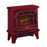 Duraflame DFS-550-21-RED Stove Heater, Red