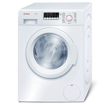 Bosch Ascenta 2.2 cu. ft. Compact Front Load Washer - White