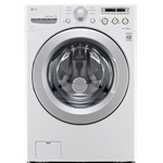 LG 4.0 cu. ft. Front-Load Washer w/ ColdWash™ - White