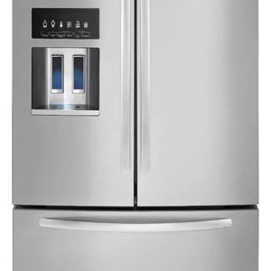 KitchenAid 26.8 cu. ft. French Door Refrigerator w/ Platinum Interior - Stainless Steel