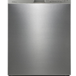 "LG 24"" Built-In Dishwasher w/ Flexible EasyRack™ System - Stainless Steel"