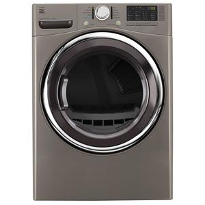 Kenmore 7.4 cu.ft. Electric Dryer w/ Steam - Metallic Silver