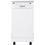 "Kenmore 18"" Portable Dishwasher - White"