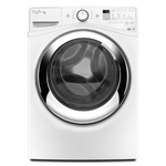 Whirlpool 4.3 cu. ft. Duet® Front-Load Washer w/ Steam Clean Option - White