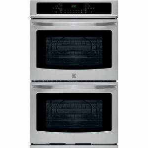 """Kenmore 30"""" Double Electric Wall Oven w/Select Clean® - Stainless Steel"""