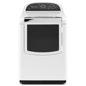 Whirlpool 7.6 cu. ft. Cabrio® Platinum Gas Dryer w/ Enhanced Touch-Up Steam Cycle - White