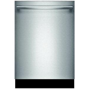 "Bosch 24"" Ascenta Built-In Dishwasher - Stainless Steel"