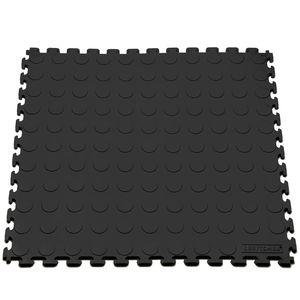 Craftsman Black PVC Multi-Purpose Raised Coin Garage Flooring