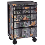 Craftsman 26 in. 5-Drawer Heavy-Duty Ball Bearing Rolling Cabinet - Camouflage